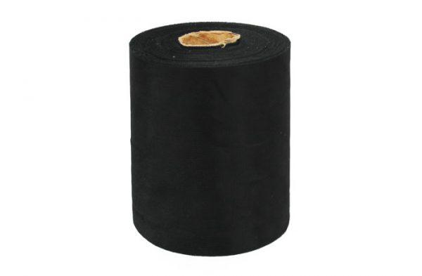 zwarte tule rol - tuleshop.nl